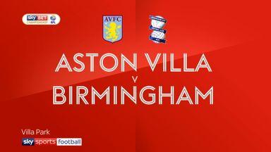 Aston Villa 2-0 Birmingham