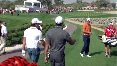 H2H: Rory v Tiger