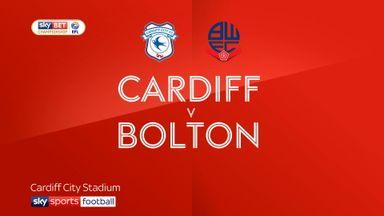 Cardiff 2-0 Bolton