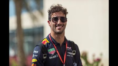 Ricciardo: I expect to be champion