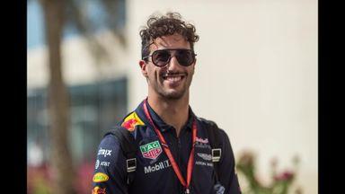 Ricciardo: I expect to be champion