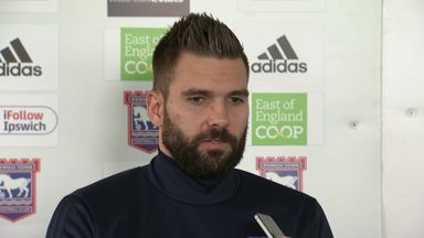Bialkowski happy at Ipswich
