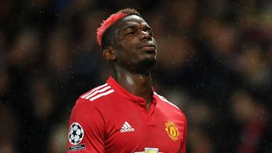 'Pogba is wasted sitting in midfield'