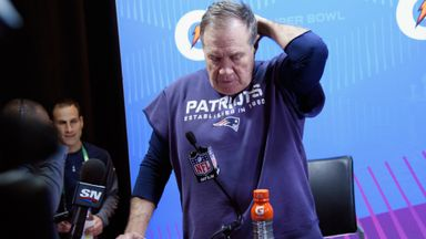 Belichick: We weren't at our best
