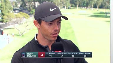 McIlroy takes the positives