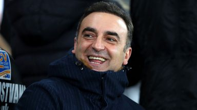 Carvalhal: Sheff Wed a home forever