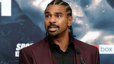 Haye: I must look spectacular