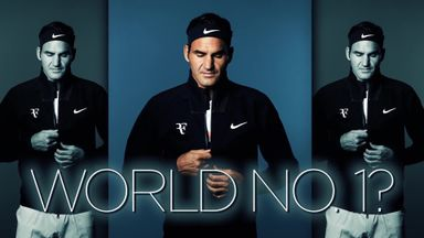 Will Federer become oldest world number one?
