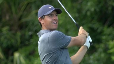 McIlroy: It's tough out there