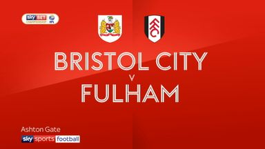 Bristol City 1-1 Fulham