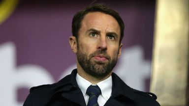 Southgate clear on WC plans