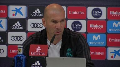 Zidane hopes for quick Neymar recovery