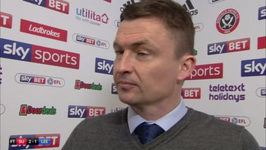 Heckingbottom disappointed with loss