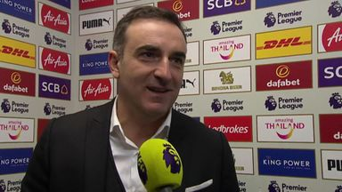 Carvalhal: A very important point