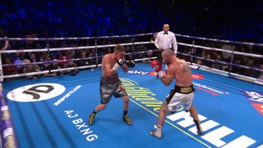 Bellotti stops Jones in style
