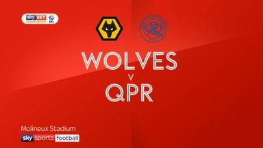 Wolves 2-1 QPR