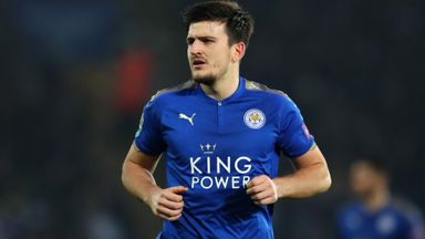 Puel: Maguire is a good leader
