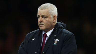 Davies wants win for Gatland