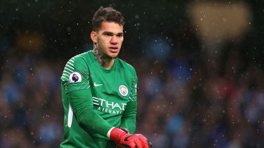 Pep: Ederson one of world's best