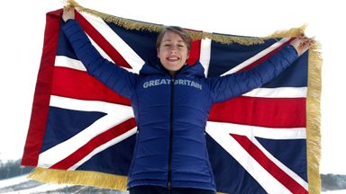 Yarnold named Team GB flag bearer