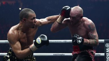 Eubank Jnr: I will win a world title