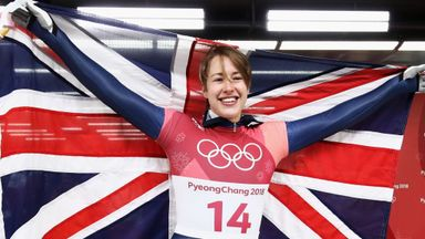 Yarnold wins Team GB's first gold