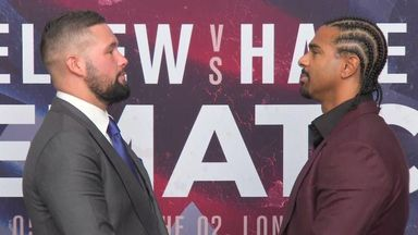 Bellew: It will all end for Haye on May 5