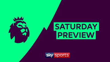 Premier League Saturday Preview