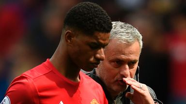 Nev: Rashford situation normal