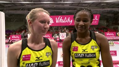 Mvula stars for Thunder