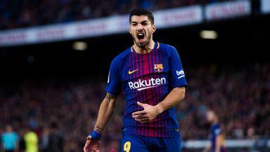 Barcelona 0-0 Getafe