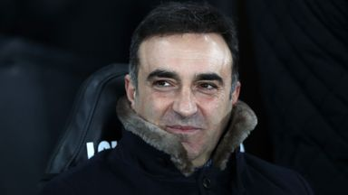 Abraham: Carvalhal a bubbly character