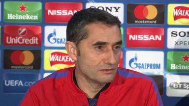 Valverde wary of Chelsea