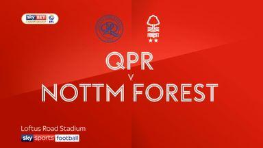 QPR 2-5 Nott'm Forest