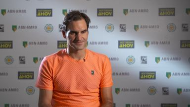 Federer excited to be in final