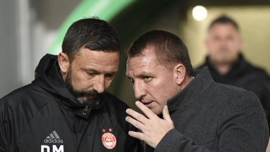 Aberdeen must 'go after Celtic'