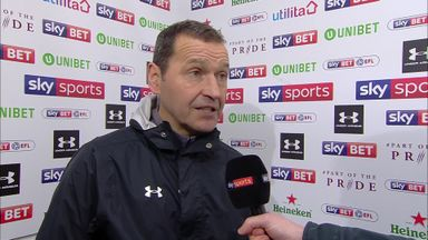 Calderwood: We got our rewards