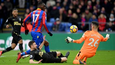 Crystal Palace 1-1 Newcastle