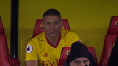 Richarlison in tears?