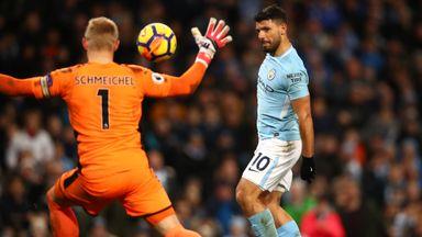 Man City 5-1 Leicester