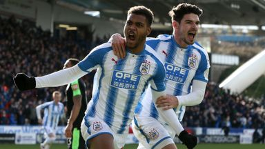 Huddersfield 4-1 Bournemouth