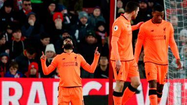 Southampton 0-2 Liverpool