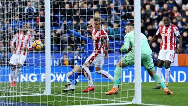 Leicester 1-1 Stoke