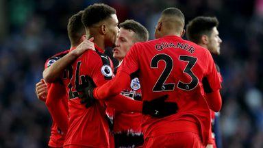 West Brom 1-2 Huddersfield