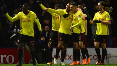 Watford 1-0 Everton