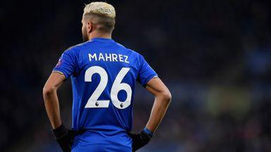 'Mahrez needs to get back playing'