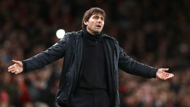 Neville responds to Conte criticism