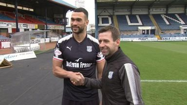 Caulker signs for Dundee