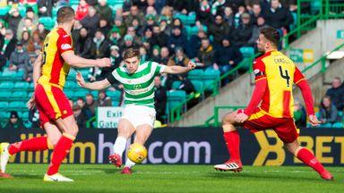 Celtic 3-2 Partick Thistle