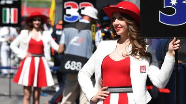 Grid girls ban 'ridiculous'